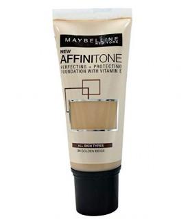 MAYBELLINE Affinitone Hydrating Tone-on-Tone Foundation 30ml. 24 Golden Beige