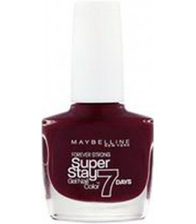 MAYBELLINE Forever Strong Super Stay 7 Days 10ml. 270 Ever Burgundy