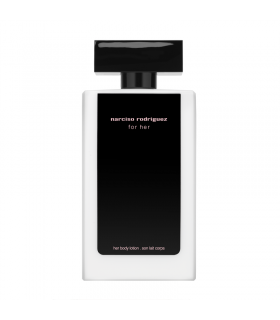 Narciso Rodriguez For Her body lotion 200ml.
