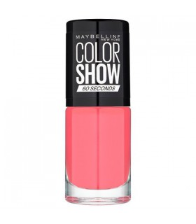 MAYBELLINE Colour Show Nail Polish 7ml. 110 Urban Coral