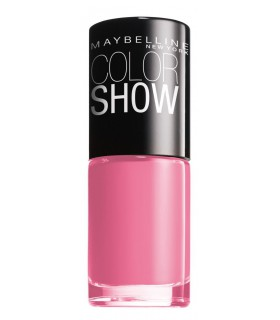 MAYBELLINE Colour Show Nail Polish 7ml. 262 Pink Boom