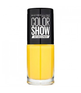 MAYBELLINE Colour Show Nail Polish 7ml. 749 Electric Yellow