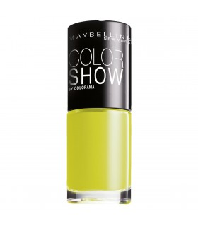 MAYBELLINE Colour Show Nail Polish 7ml. 754 Pow Green