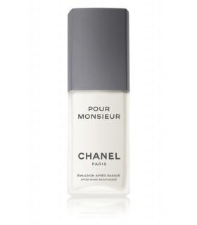Chanel pour Monsieur after shave moisturizer 75ml. FLAKON