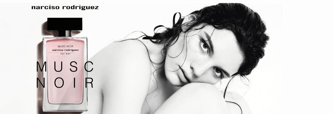 Narciso Rodriguez For Her Musc Noir Woda Perfumowana 50ml. - NOWOŚĆ 2021 - PROMOCJA 209zl