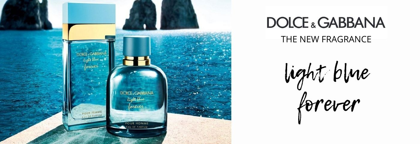 Dolce & Gabbana Light Blue Forever